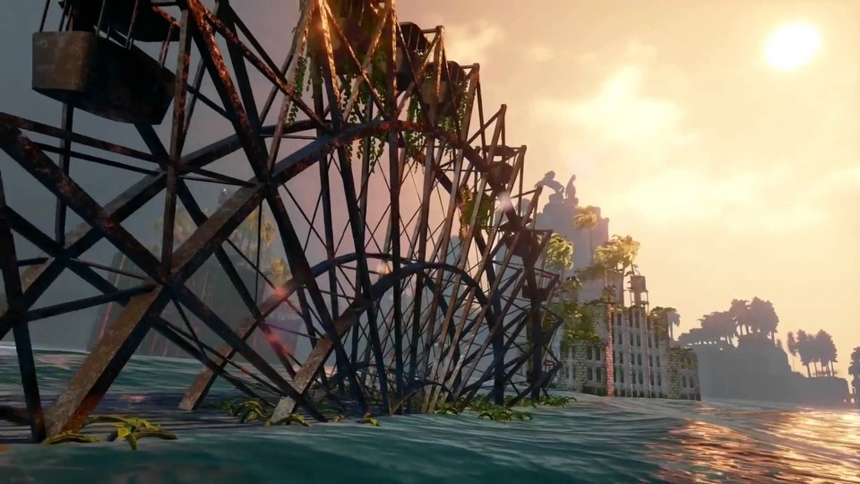 Submerged gameplay trailer