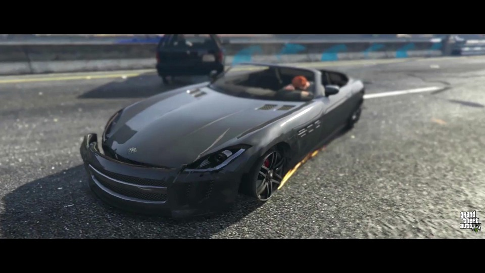 Grand Theft Auto V GTA 5 Redux mod - launch trailer