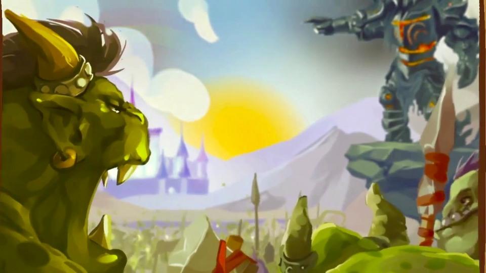 Dungeons II launch trailer