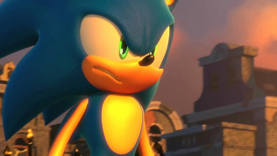 Sonic Forces trailer #1