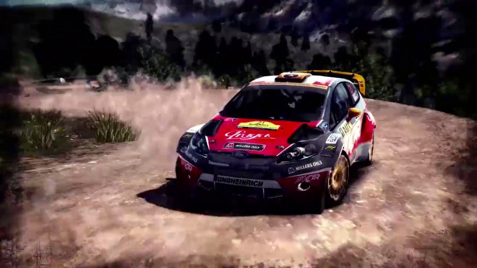 WRC: FIA World Rally Championship 4 launch trailer