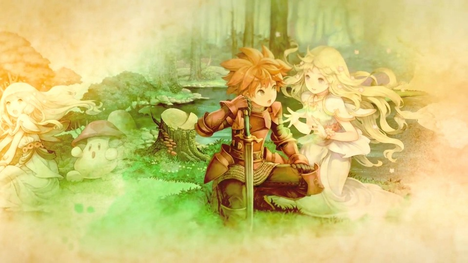 Adventures of Mana trailer