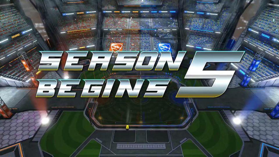 Rocket League second anniversary update