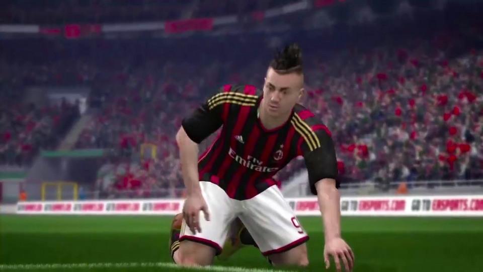 FIFA 14 launch trailer