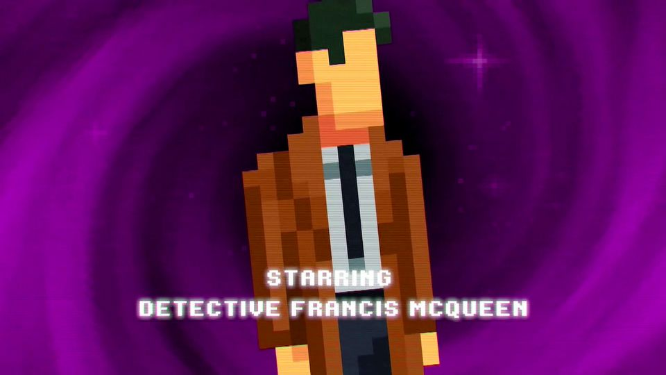 The Darkside Detective trailer #1