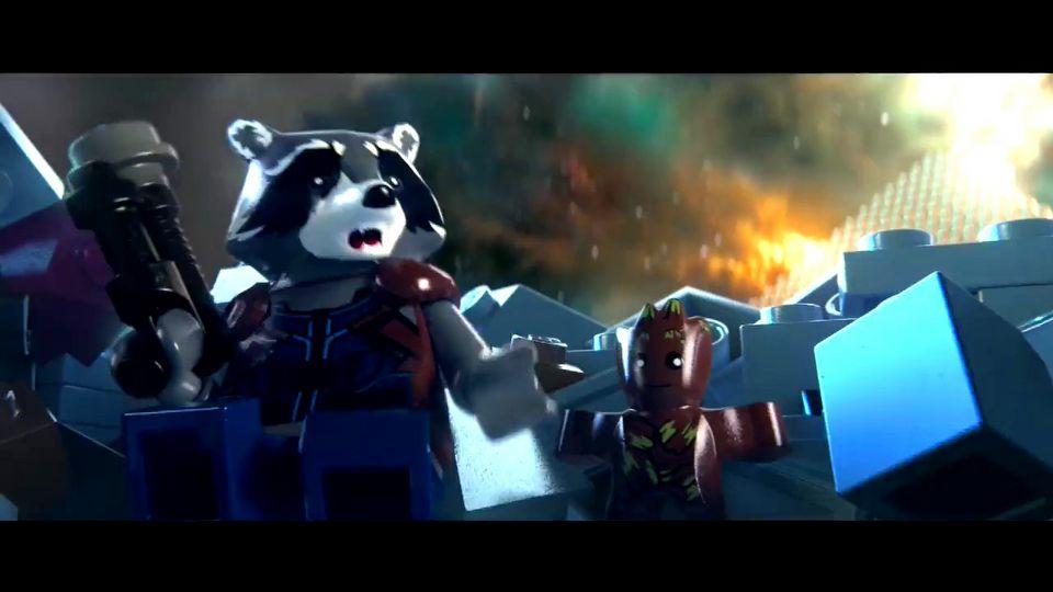 LEGO Marvel Super Heroes 2 trailer #1