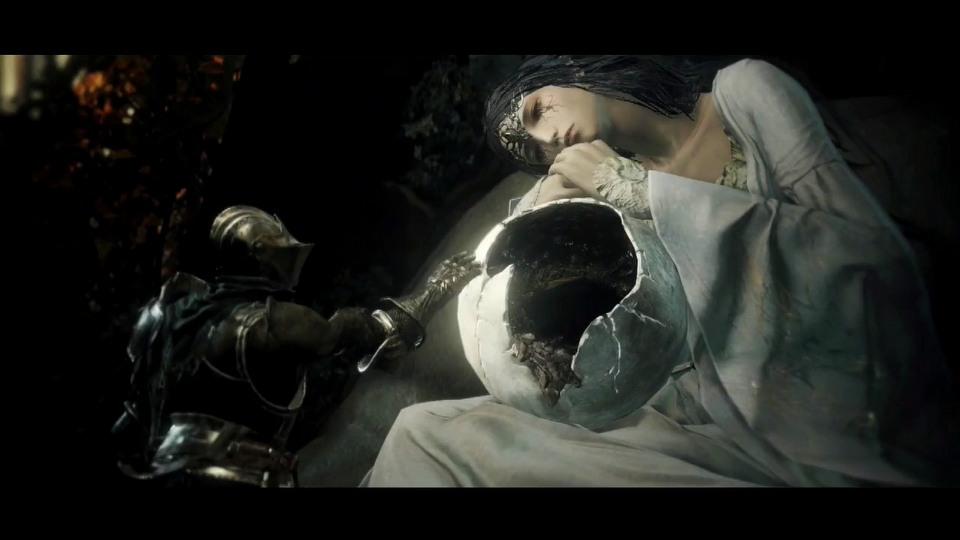 Dark Souls III: The Ringed City trailer #1