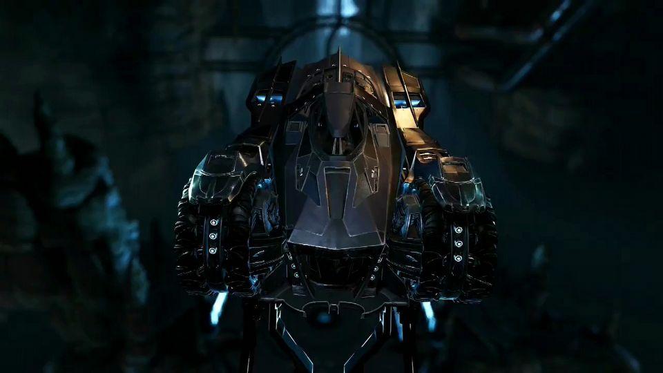 Batman: Arkham VR PC version trailer