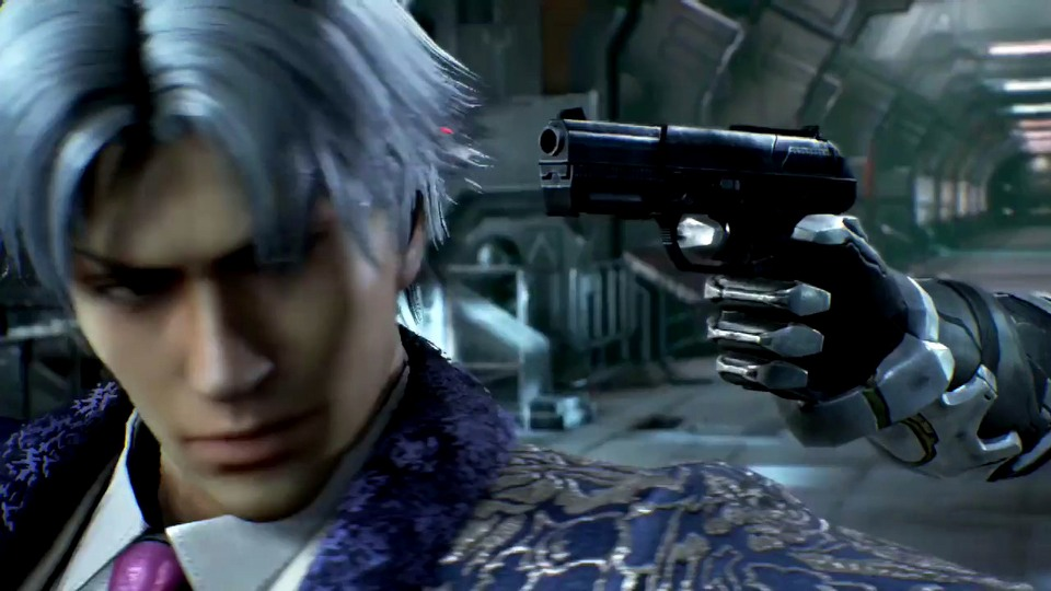 Tekken 7 story trailer - Rage and Sorrow