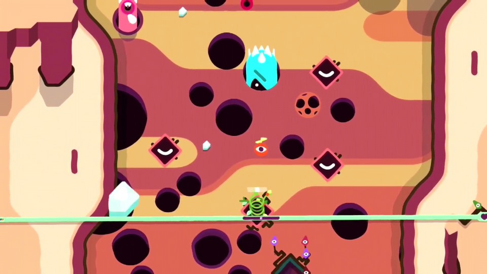 TumbleSeed trailer #1