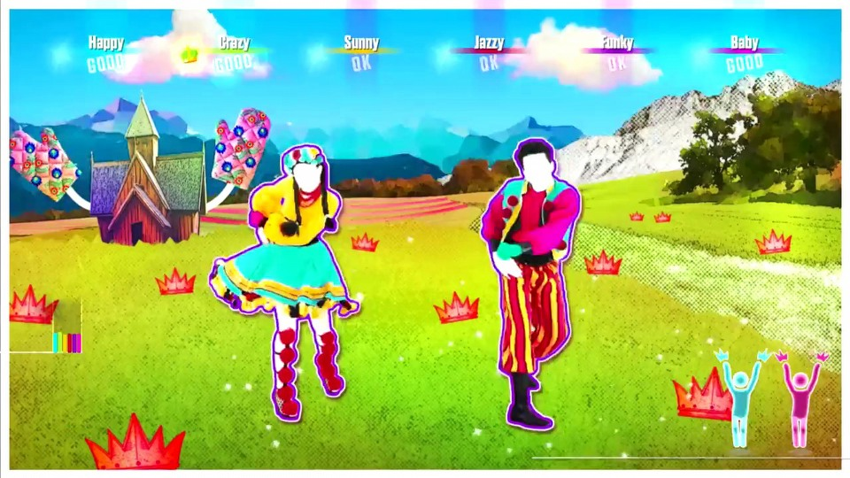 Just Dance 2017 Ona tañczy dla mnie - official song