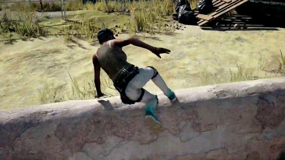 Playerunknown's Battlegrounds E3 2017 - gameplay trailer