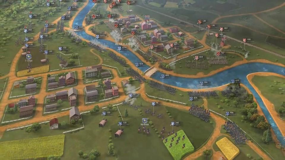 Ultimate General: Civil War trailer #1