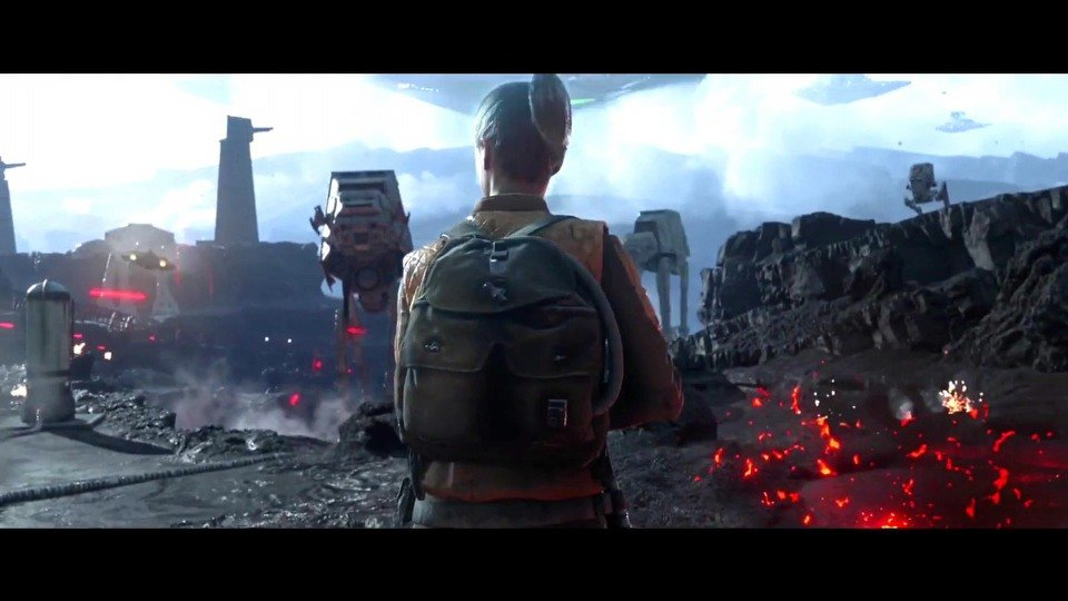Star Wars: Battlefront Become More Powerful