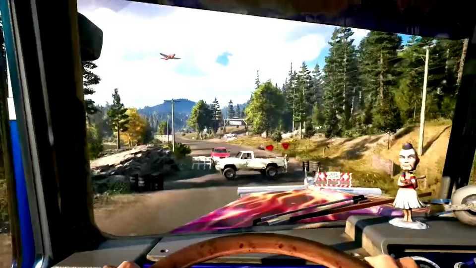 Far Cry 5 gamescom 2017 - gameplay