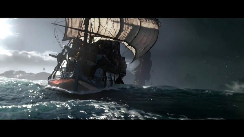Skull & Bones E3 2017 cinematic