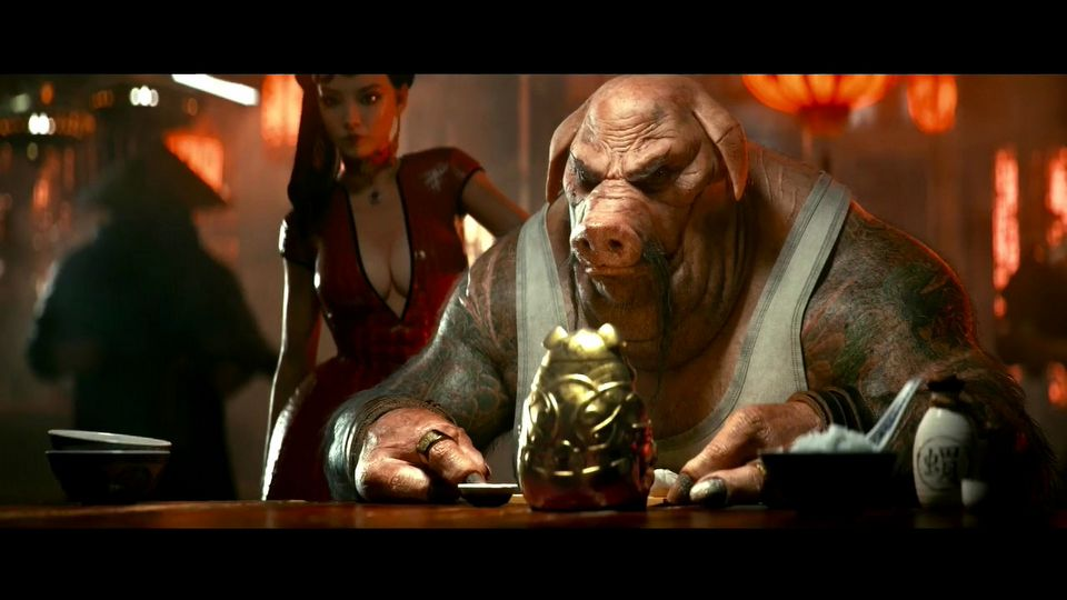 Beyond Good & Evil 2 E3 2017 cinematic