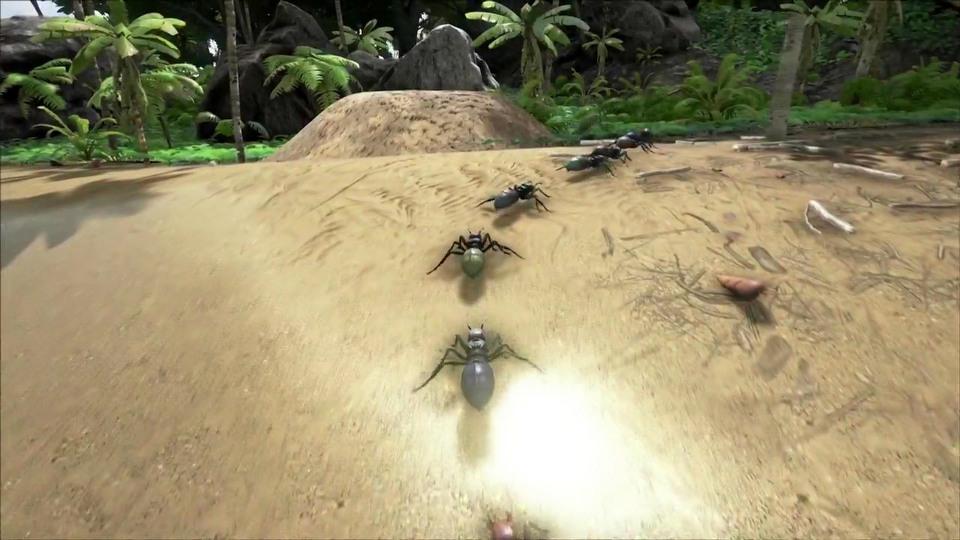 ARK: Survival Evolved E3 2016 - primal survival trailer