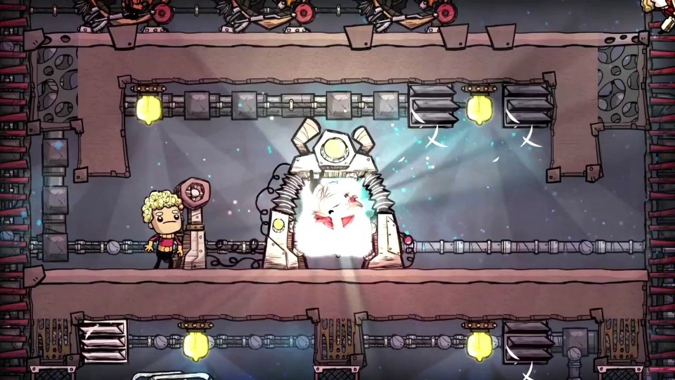 Oxygen Not Included E3 2016 trailer