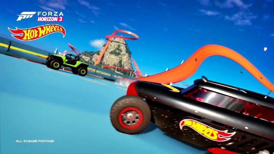Forza Horizon 3: Hot Wheels trailer #1