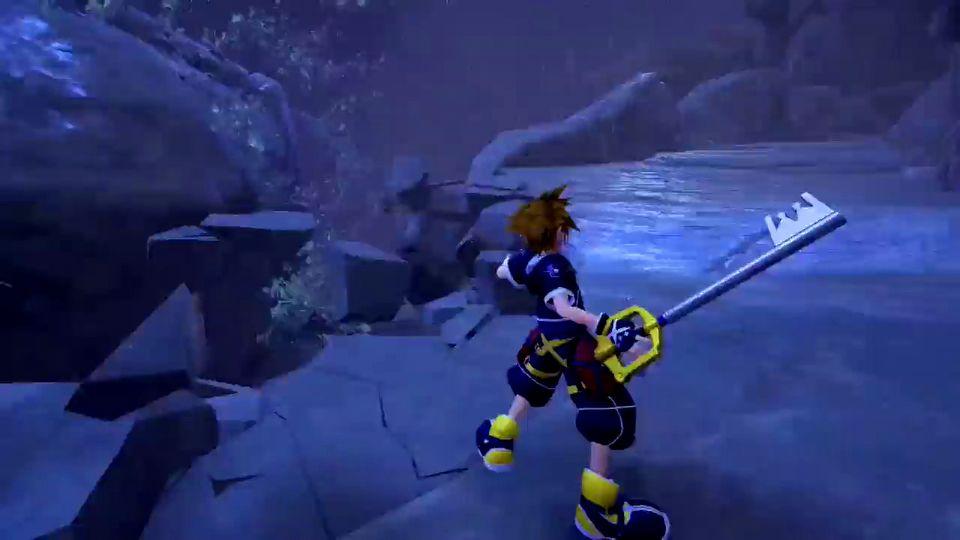 Kingdom Hearts III E3 2017 trailer