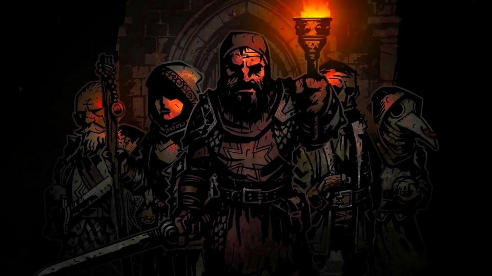 Darkest Dungeon launch trailer