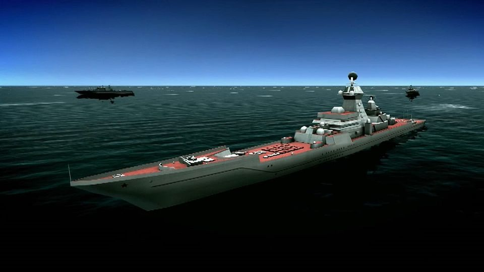 Naval War Arctic Circle Multiplayer Trailer