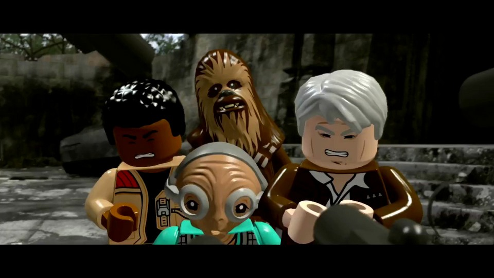 LEGO Star Wars: The Force Awakens E3 2016 - trailer
