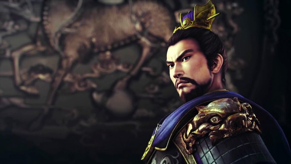 Romance of the Three Kingdoms XIII launch trailer
