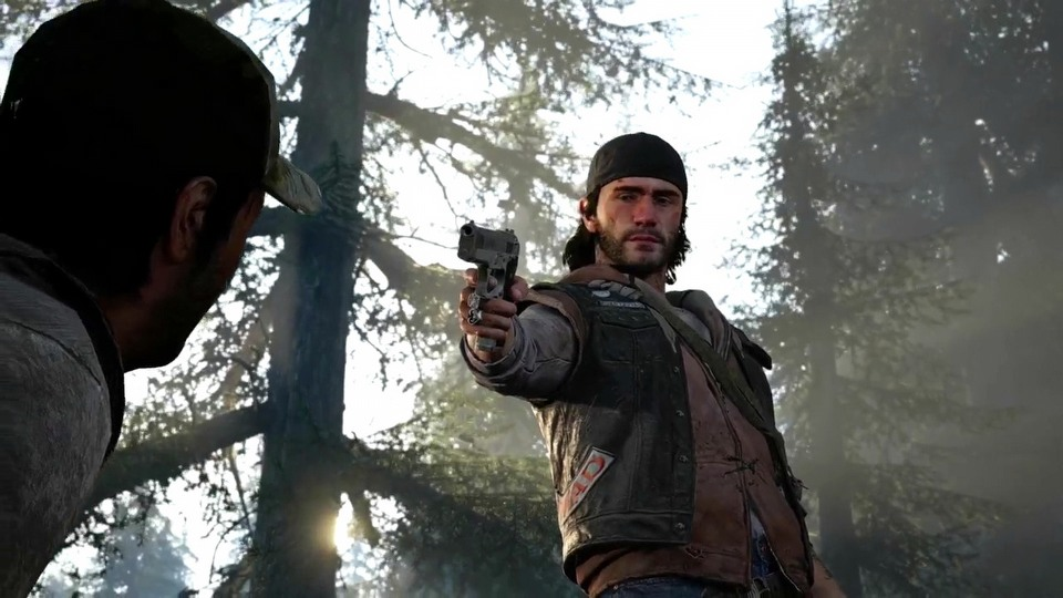 Days Gone E3 2016 - trailer