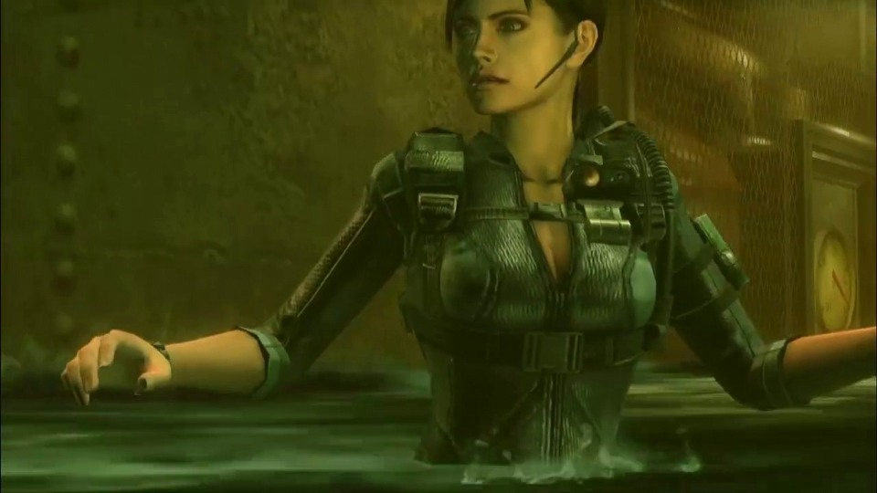 Resident Evil: Revelations launch trailer