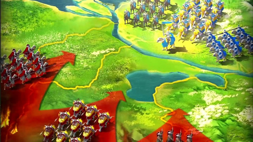 March of Empires trailer
