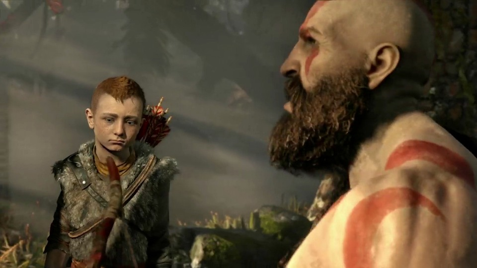 God of War E3 2016 - gameplay trailer