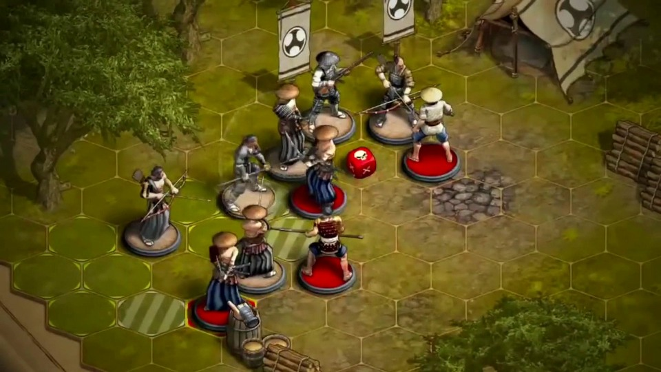 Warbands: Bushido alpha gameplay