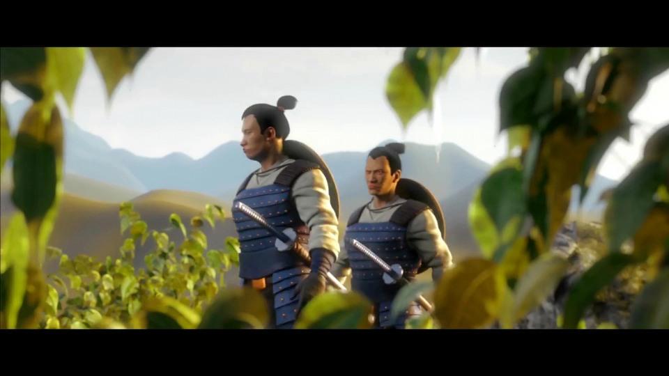 Shadow Tactics: Blades of the Shogun launch trailer