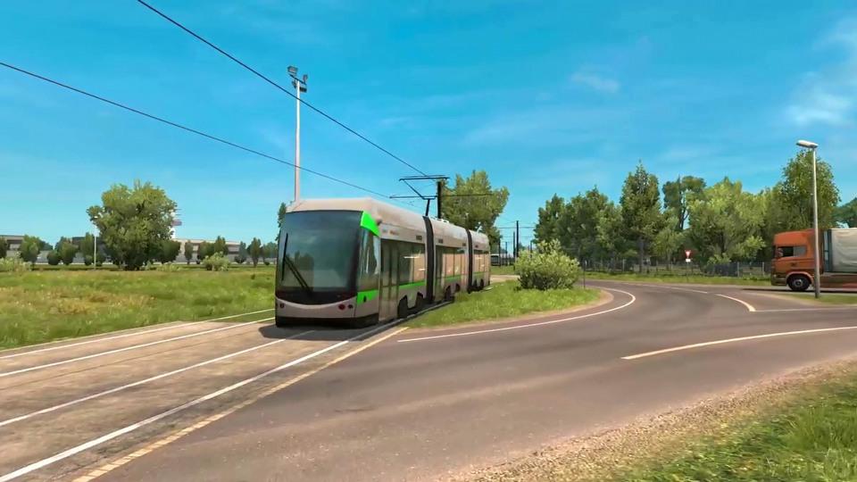Euro Truck Simulator 2: Vive la France! trailer #1