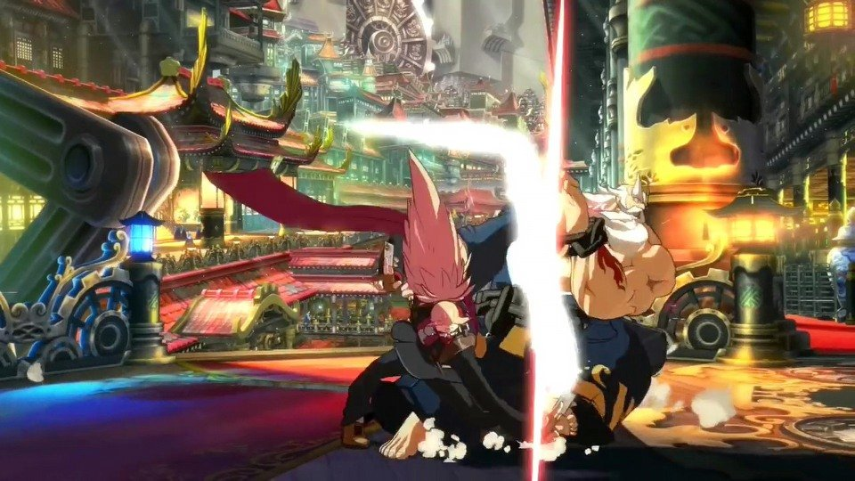 Guilty Gear Xrd Rev 2 trailer #1