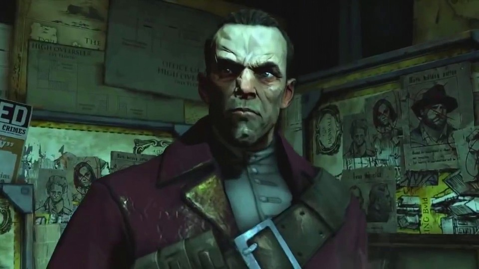 Dishonored Game of the Year Edition trailer