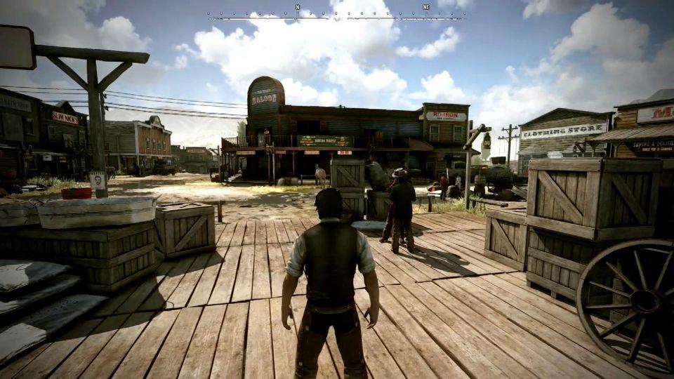 Wild West Online gameplay #1