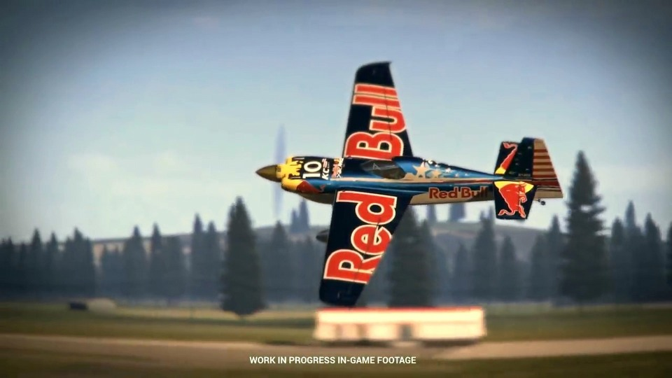 Red Bull Air Race: The Game trailer