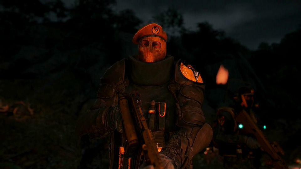 Tom Clancy's Ghost Recon: Wildlands - Fallen Ghosts trailer #1