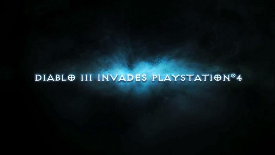 Diablo III PS4 trailer