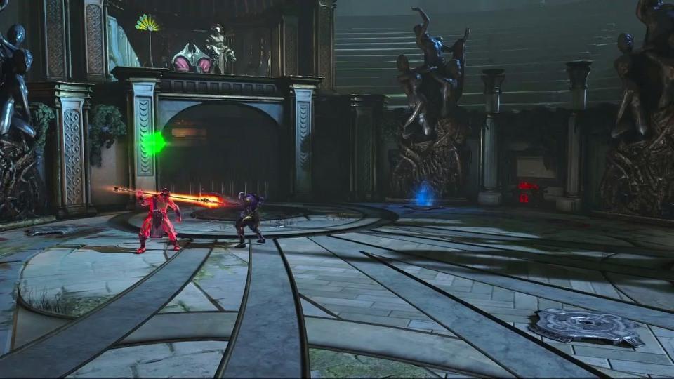 God of War: Ascension co-op mythological weapons pack - trailer