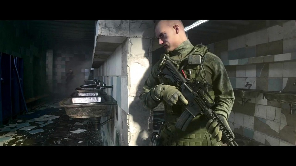 Escape from Tarkov trailer