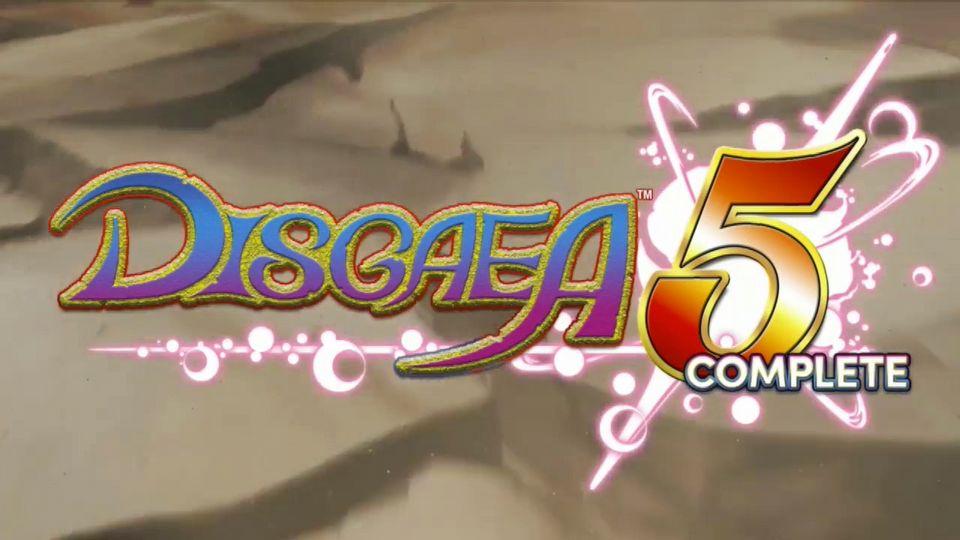 Disgaea 5: Alliance of Vengeance opening