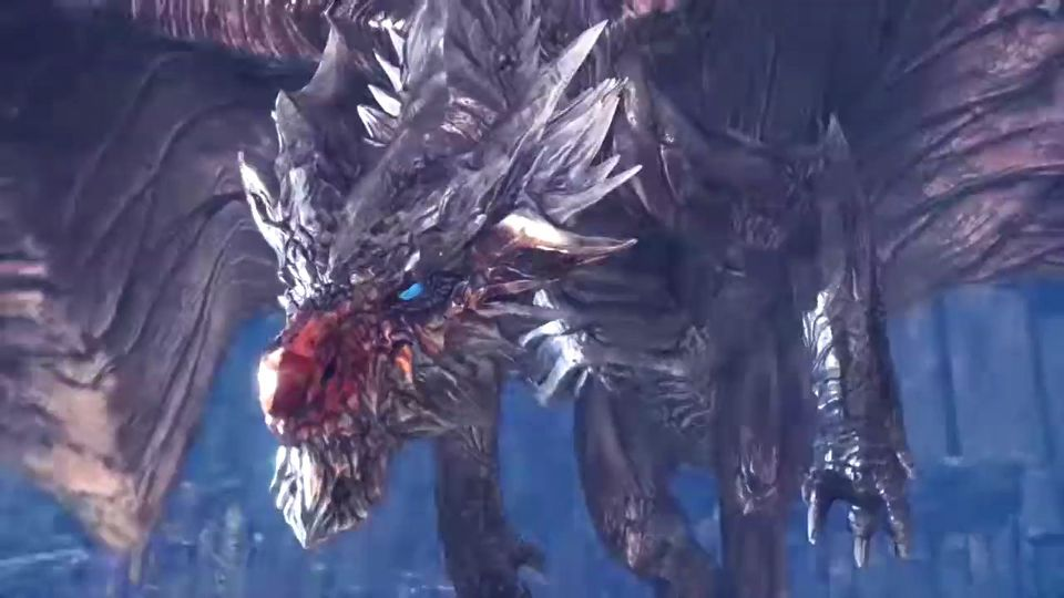 Monster Hunter: World Elder dragons
