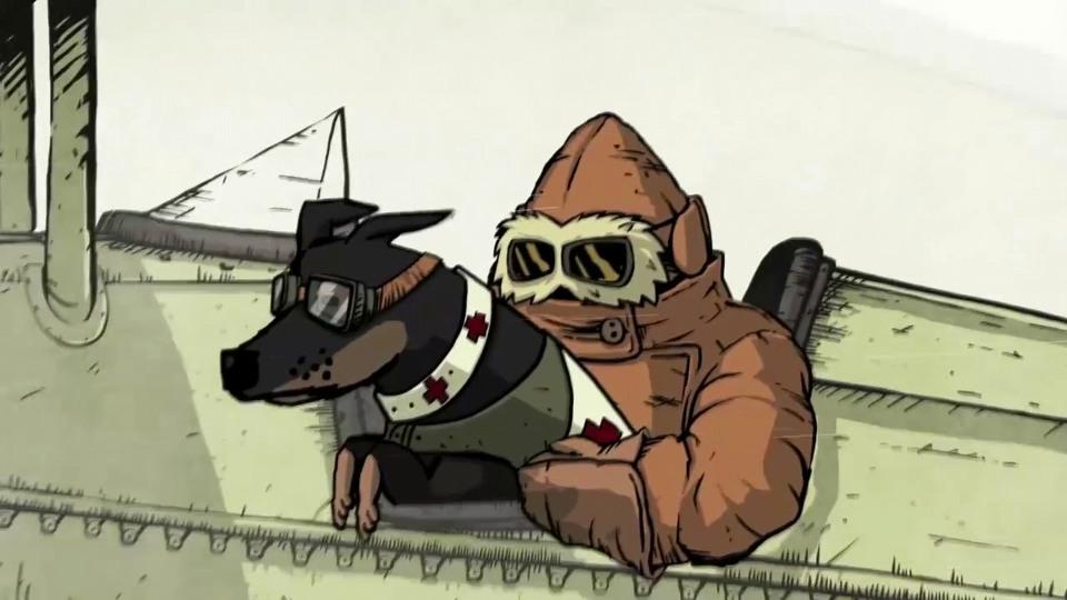 Valiant Hearts: The Great War trailer