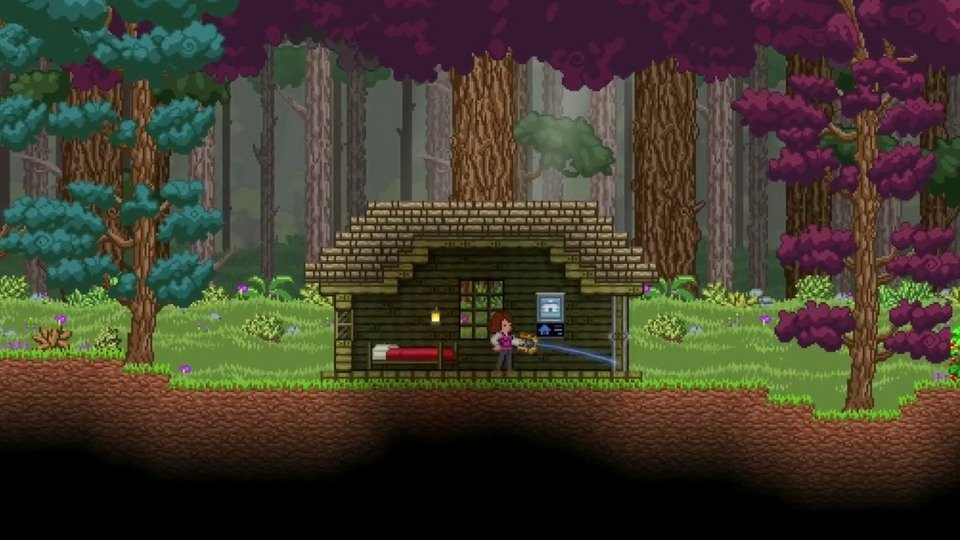 Starbound colony update