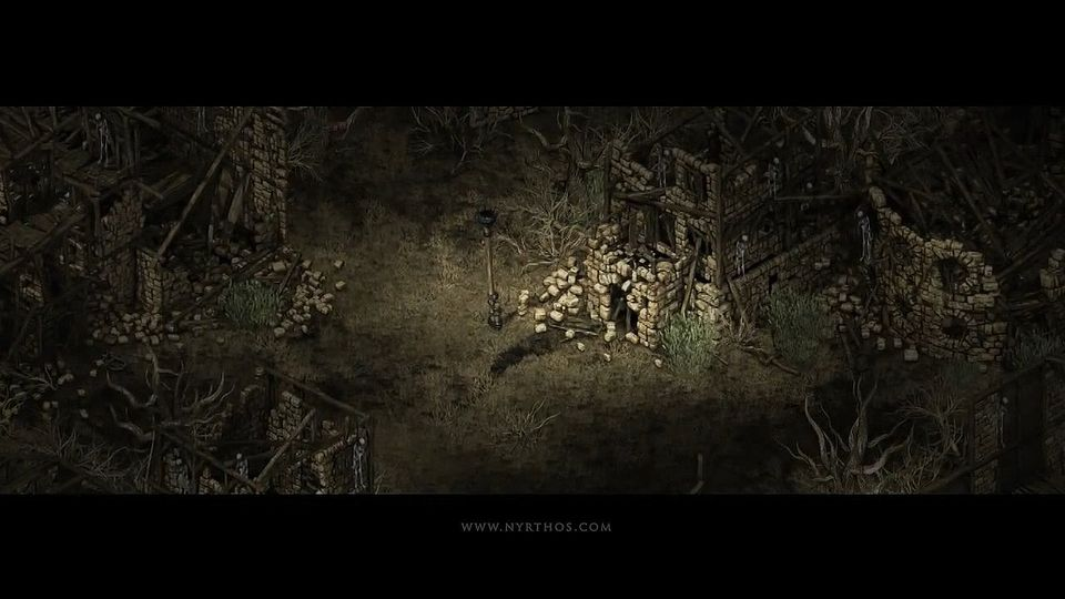 Nyrthos first teaser
