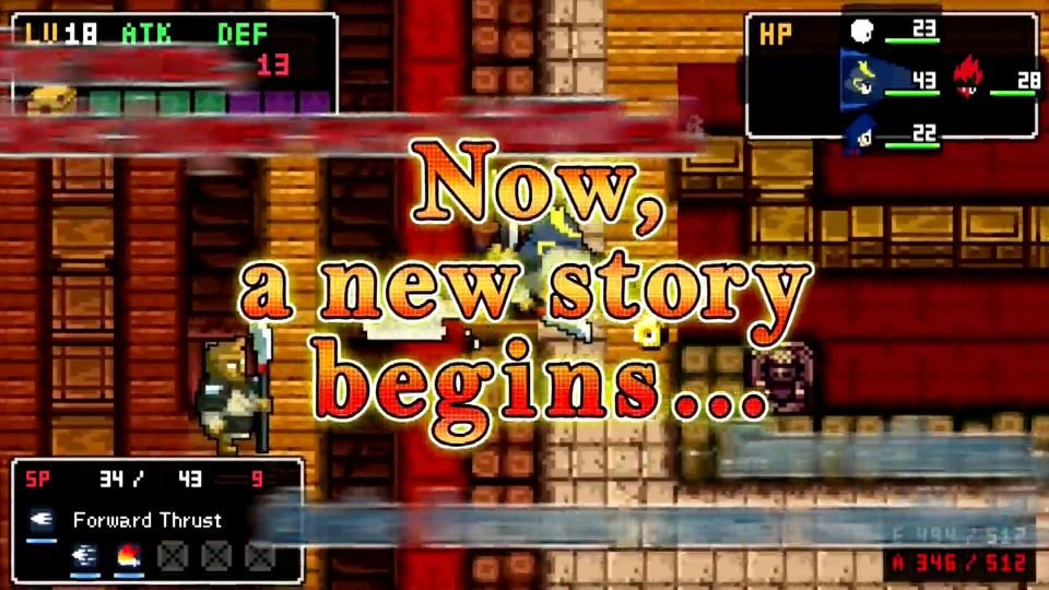 Cladun Returns: This is Sengoku! trailer #1